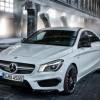 Официальные фото Mercedes-Benz CLA 45 AMG 2014