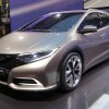 Концепт Honda Civic Tourer показан в Женеве