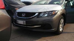2013-Honda-Civic - фото, предложенное дилером