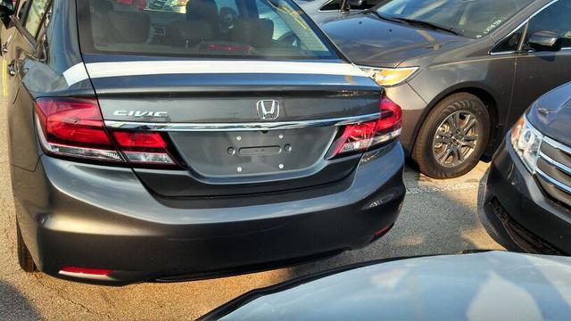 Фото от дилера  2013-Honda-Civic