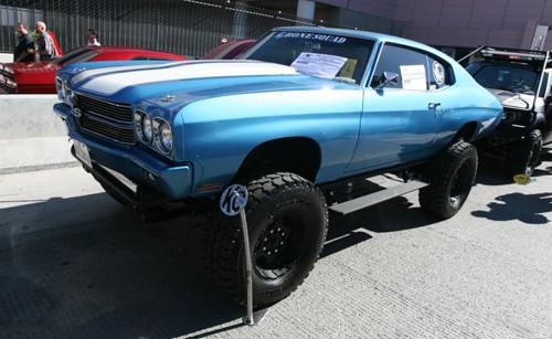 Chevelle SS 4x4