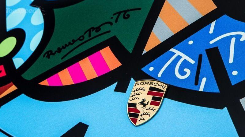 Кабриолет 2013 Porsche 911