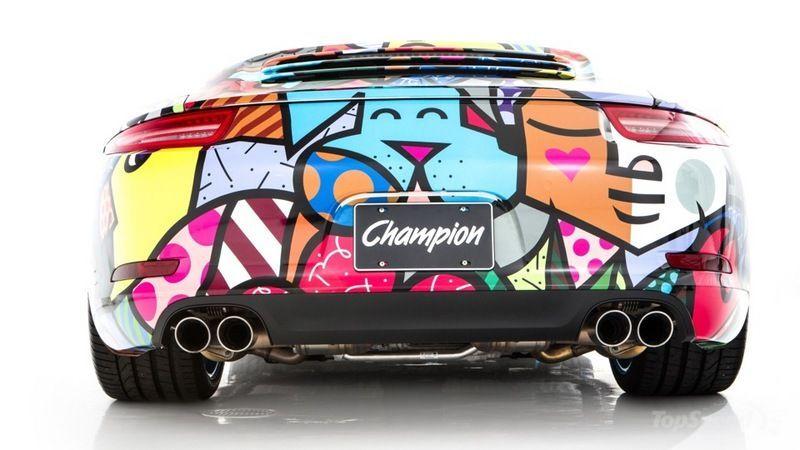 Тюнинг Кабриолет 2013 Porsche 911