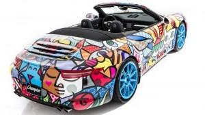 Шикарный Кабриолет 2013 Porsche 911
