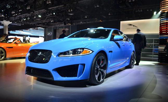 Ослепительный 2014-jaguar-xfr-s