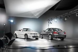 BMW 1 Series купе и кабриолет