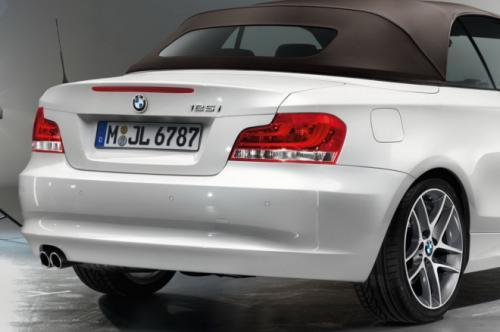 кабриолет от компании BMW дебютирует в Детройте 2013