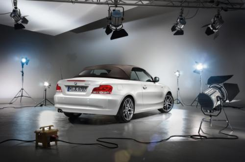 BMW 1 Series кабриолет