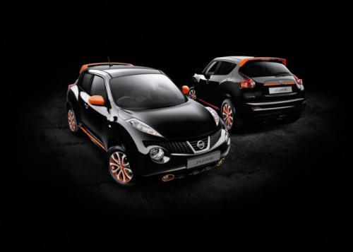 Новые аксессуары для Nissan Juke