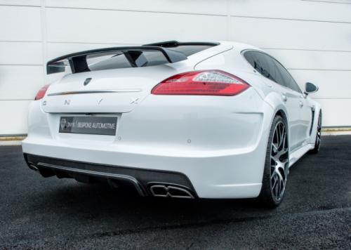 Porsche Panamera Onyx Concept GST