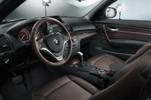 фото интерьера новинок компании BMW