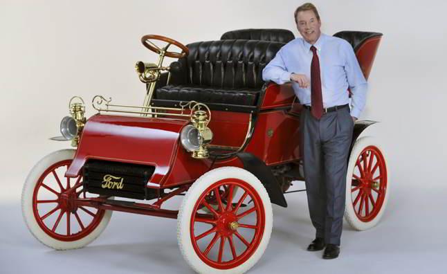 Форд Model-A 1903 - возвращение в семью