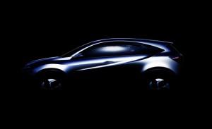 Компания Honda предлагает новый концепт Urban SUV Concept