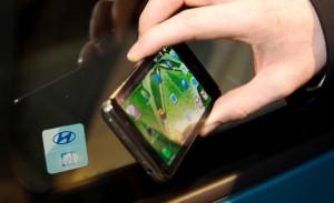 новая технология Connectivity-Concept от компании Hyundai
