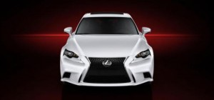 2014 Lexus IS F-SPORT.