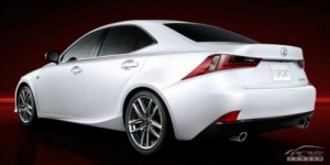 2014 Lexus IS F-SPORT