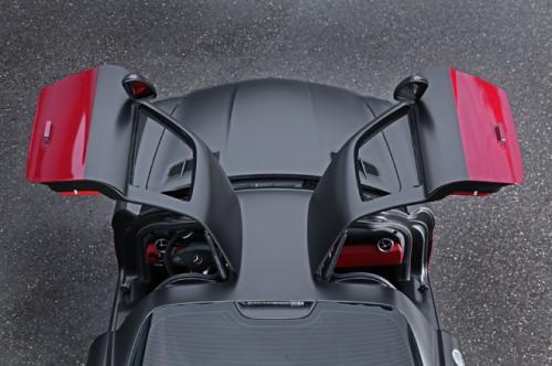 Тюниг Mercedes-Benz SLS AMG от McChip