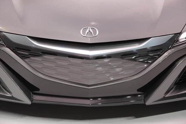 Acura-NSX