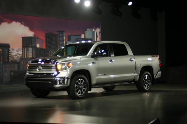 новая Toyota-Tundra 2014