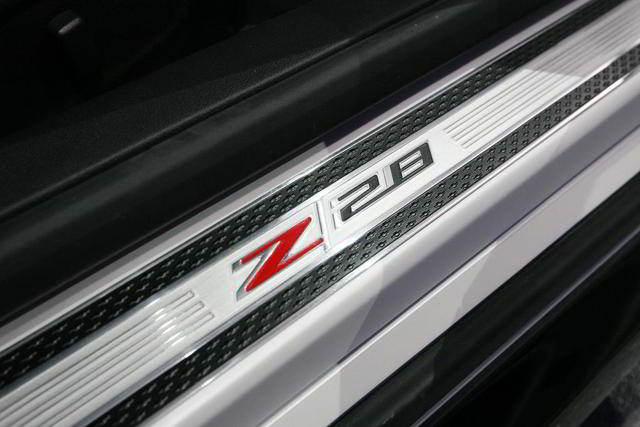 Chevrolet Camaro Z/28 2014