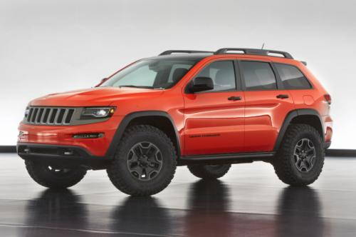 Jeep Grand Cherokee Trailhawk II