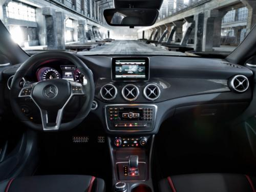 Mercedes-Benz CLA 45 AMG 2014
