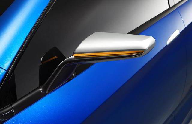Концепт Subaru WRX