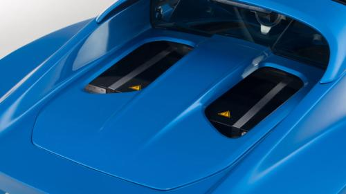 SP:01 – самый быстрый электромобиль в мире