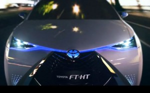 Toyota FT-HT Yuejia