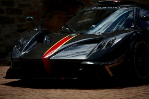 Pagani Zonda R Evolution